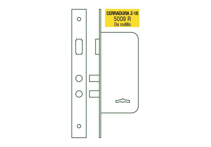 elisil_cartel_de_cerraduras_5009 R Cerradura Z10
